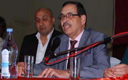 Ahmed Bouazzi annonce sa candidature au poste de maire de Tunis