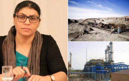 ARP : Une députée nidaiste appelle à saboter la production du phosphate
