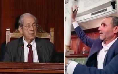 Le député Tebini au piquet pour avoir «agressé» le président Ennaceur