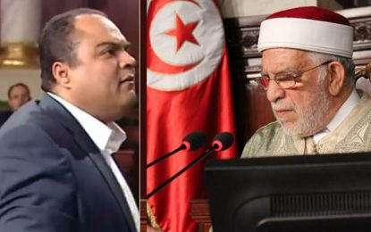 Assemblée : Sofiane Toubal clashe Abdelfattah Mourou