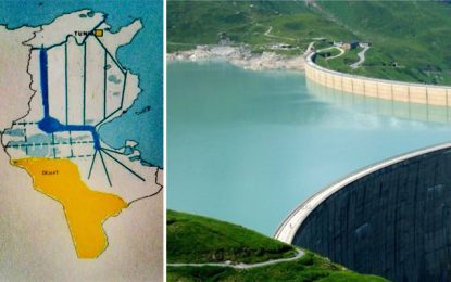 Tunisie : Sauver 10 milliards de m3 d'eau perdus en mer chaque année