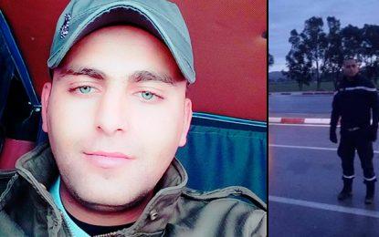 Décès d'un jeune pompier dans un accident de voiture à Béja