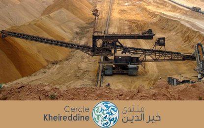 Cercle Kheireddine : Les défis du phosphate tunisien selon Kais Dali