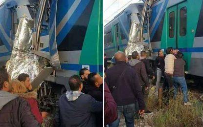 Collision de trains à Mégrine : Cinq blessés seront opérés