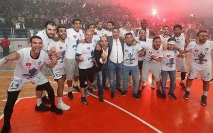 Basketall: 13e titre de champion de Tunisie pour l'ES Radès
