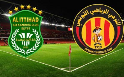 Coupe arabe des clubs : Al-Ittihad Alexandrie, 1er adversaire de l'Espérance