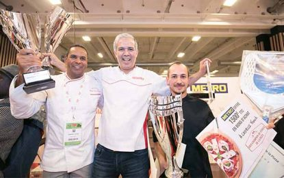 France : Le Tunisien Farid Seghari, nouveau maître de la pizza napolitaine