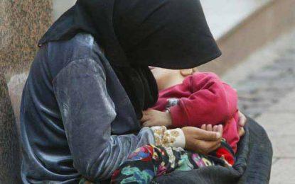 Sousse : Arrestation d'une femme utilisant son bébé pour mendier