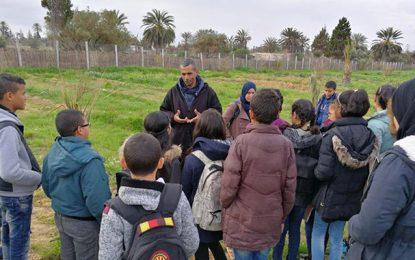 Ferme pédagogique de Gabès : Agroécologie au service des handicapés