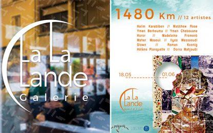 Deux jeunes artistes tunisiens ouvrent une galerie d'art à Paris