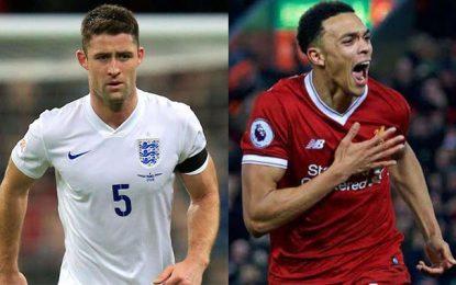 Mondial 2018 : Les 23 sélectionnés de l'équipe d'Angleterre