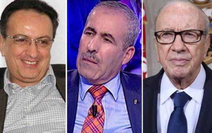 Lazhar Akremi à Béji Caid Essebsi : Votre fils doit quitter Nidaa Tounes