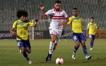 Football : Hamdi Naguez a-t-il perdu sa place au Zamalek ?