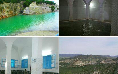 Nabeul : Fermeture de la station thermale Hammam Bent Jedidi