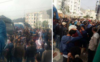 SNCFT : Un conducteur de train violenté à Hammam-Lif (vidéo)