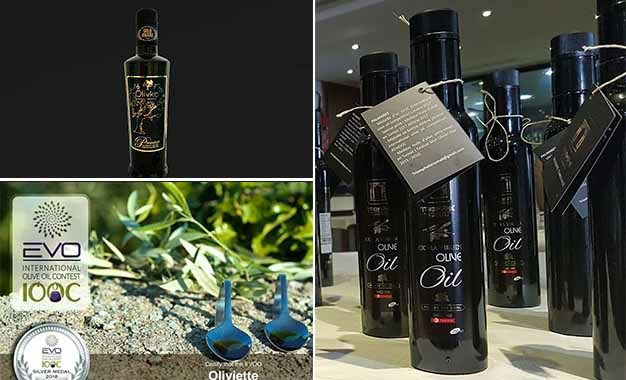 italie quatre marques d 39 huile d 39 olive tunisienne d crochent des m dailles. Black Bedroom Furniture Sets. Home Design Ideas