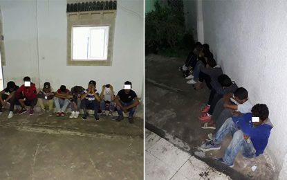 Sbikha : Des bandes d'ados terrorisent la population