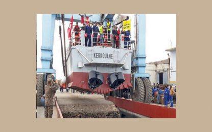 La Marine tunisienne s'équipe d'un 3e patrouilleur de fabrication locale