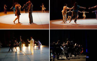 Théâtre de l'Opéra : ''Les quatre saisons'' ou le cercle infini de la vie