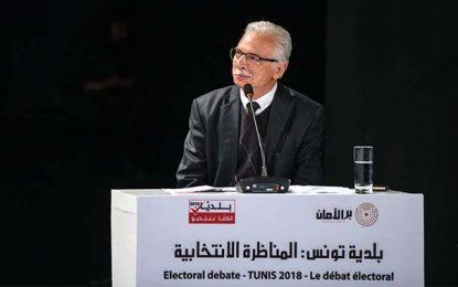 Lotfi Ben Aissa candidat du Front populaire au poste de maire de Tunis