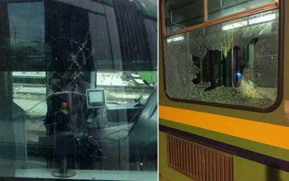 Mourouj : Arrestation de 5 ados pour dégradation d'une rame du métro