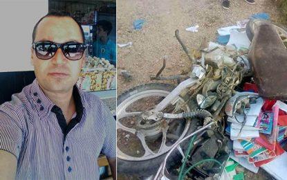 Kasserine : Une voiture de contrebande fauche mortellement un instituteur