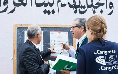 Xavier Cadoret : Le scrutin municipal en Tunisie est globalement réussi