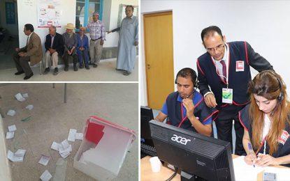 Municipales : Abus et dépassements dans différents bureaux de vote
