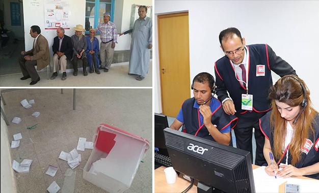 Municipales abus et dépassements dans différents bureaux de vote