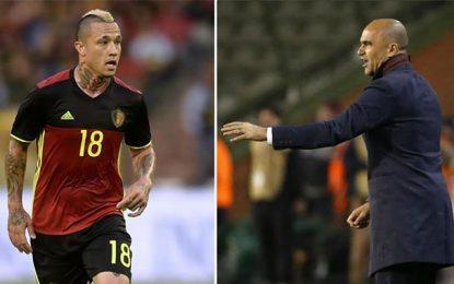 Mondial 2018 : La Belgique en colère contre le sélectionneur Martinez