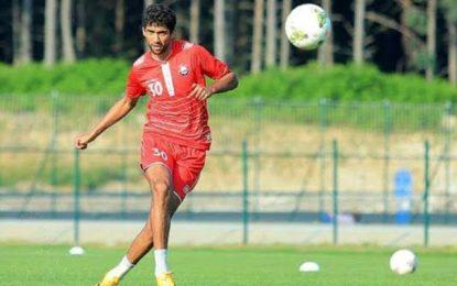 Oussama Darragi signe pour deux saisons au Wydad Casablanca