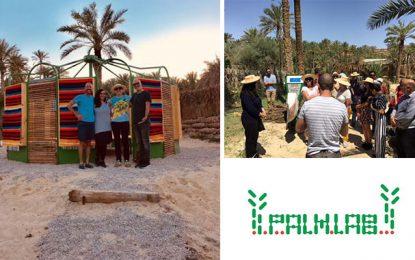 PalmLab : Une cabane pédagogique à l'oasis de Nefta