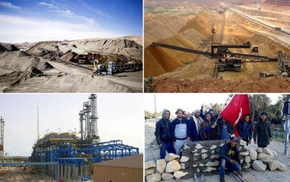 Quel avenir pour l'industrie du phosphate en Tunisie ?