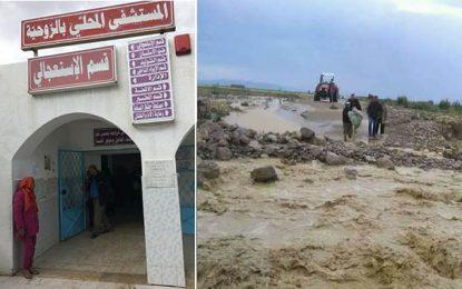 Rouhia : Abdelmoumen, un élève de 6 ans meurt emporté par les eaux