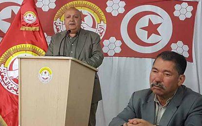 Sami Tahri : L'UGTT ne signera pas l'Accord de Carthage 2