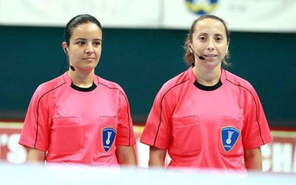 Handball-Mondial junior féminin : Une paire tunisienne retenue