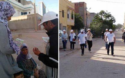 Municipales: Al-Wiam veut lancer des projets de développement à Sbeitla