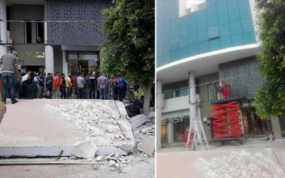 Sidi Bouzid : L'élu municipal Ennahdha dément avoir démoli la station, mais…