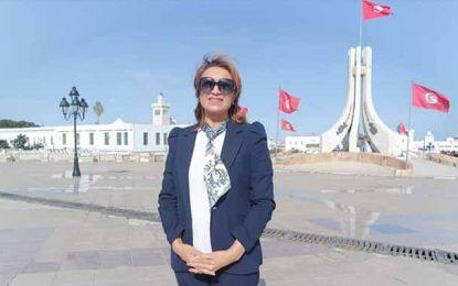 Souad Abderrahim, la nouvelle maire islamiste de Tunis