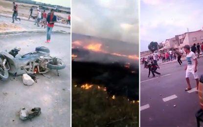 Coupe de Tunisie : Violences dans les quartiers de Radès après le match (vidéo)