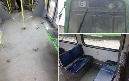Trains et métros vandalisés à Tunis : Coup de gueule de la Transtu