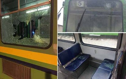 Rames de métros vandalisées à Tunis : Arrestation des suspects
