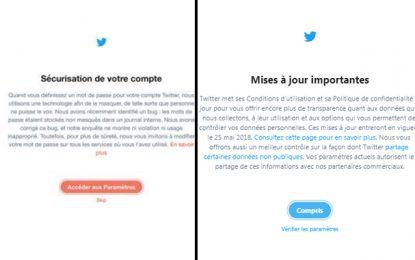 Bug sécuritaire : Les utilisateurs Twitter doivent changer leur mot de passe