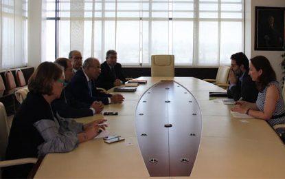 Aleca : Réunion de travail Utica-Union européenne