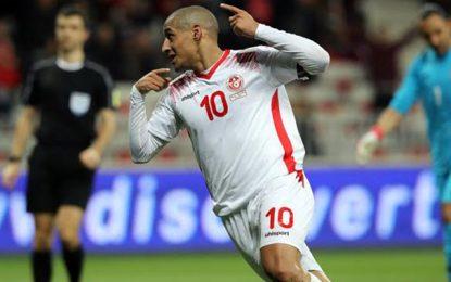 Khazri, le leader et le joueur le plus dangereux de l'équipe de Tunisie