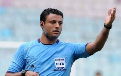 Football : Youssef Srairi arbitrera la Super-coupe de Tunisie