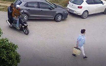 Braquage de Zeyneb Farhat à Tunis : La photo des agresseurs