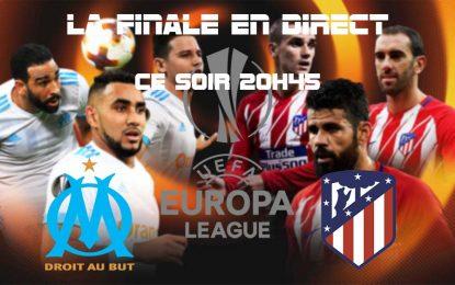 OM-Atlético : la finale en streaming