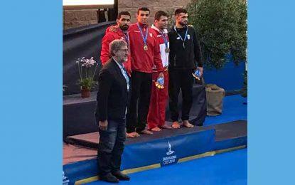 Tarragone 2018 : La Tunisie remporte 3 nouvelles médailles