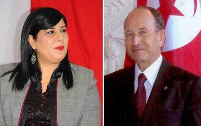 Abir Moussi : Abdallah Kallel a tenté de m'écarter de la présidence du PDL